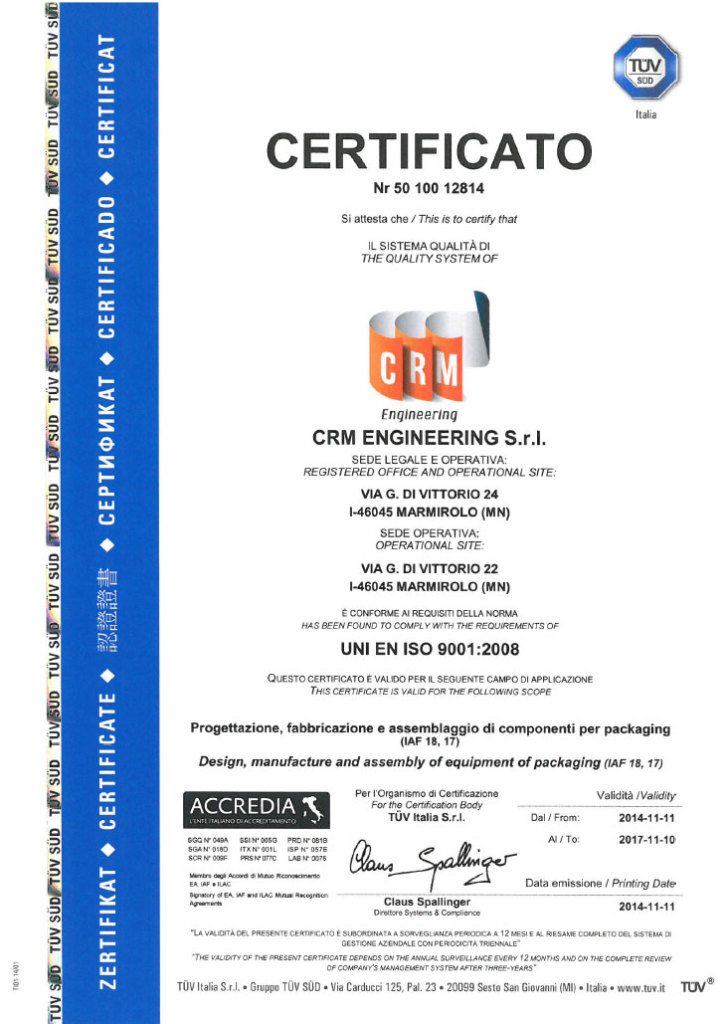 certificato-qualita-tuv-iso-9001-crm-engineering