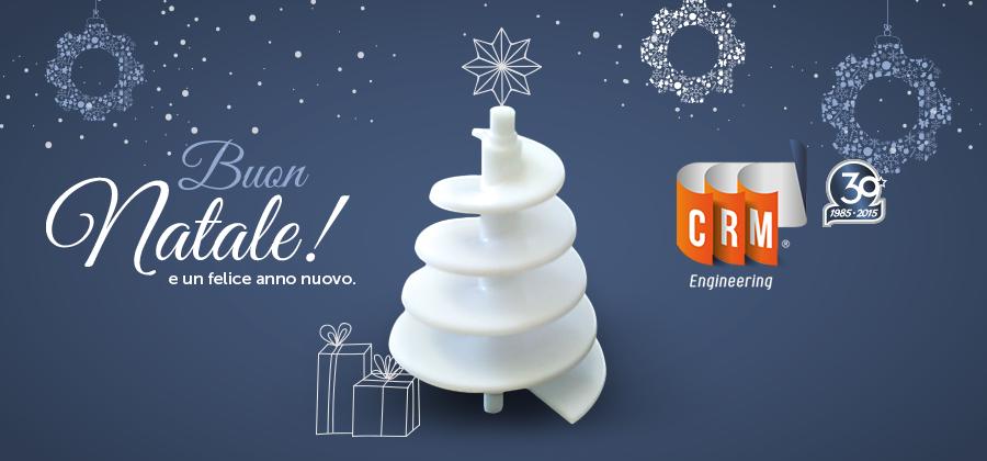 Chiusura natalizia 2015: Buone Feste da CRM!