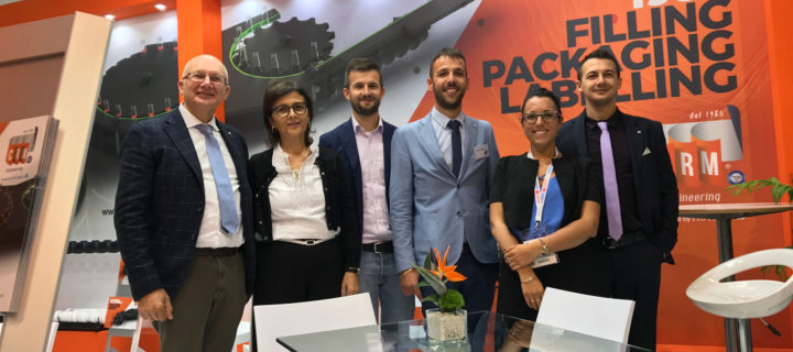 Thanks a lot to our visitors @ Drinktec 2017!