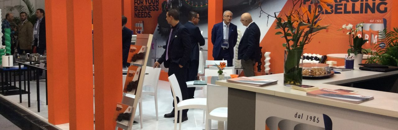(Italiano) Drinktec 2017: grande successo per CRM Engineering!