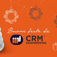CRM augura a tutti Buone Feste!