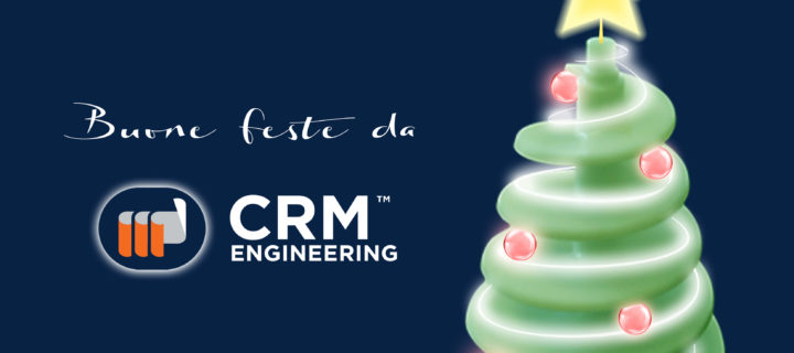 Buone Feste da CRM Engineering