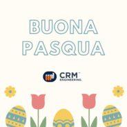 Tanti Auguri di Buona Pasqua da CRM Engineering